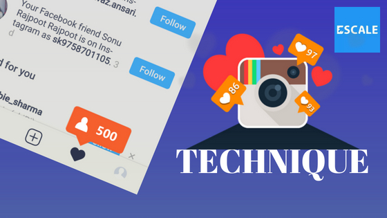 Increase your Instagram Followers Escale Solutions