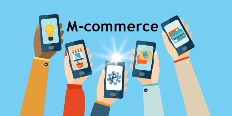 M-commerce: Etching Its Own Mark