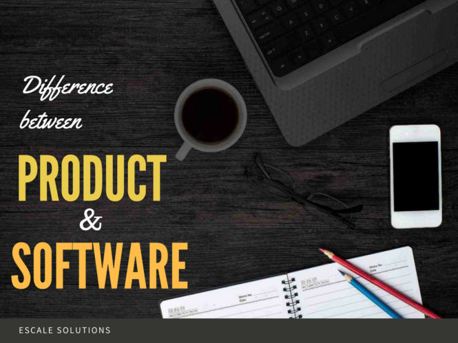 Difference between Product and Software