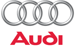 Audi famous logo and their names