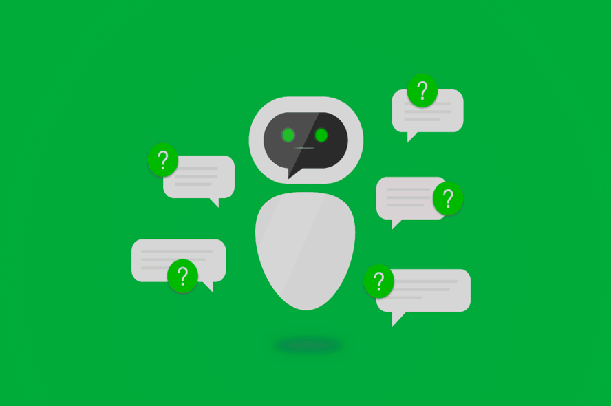 An image of Chatbots - Web Development Trends in 2021