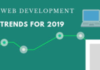 Web development trends for 2019