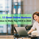 12 great online business ideas