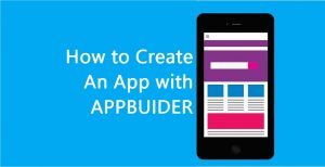 How to Create An App with AppsBuilder