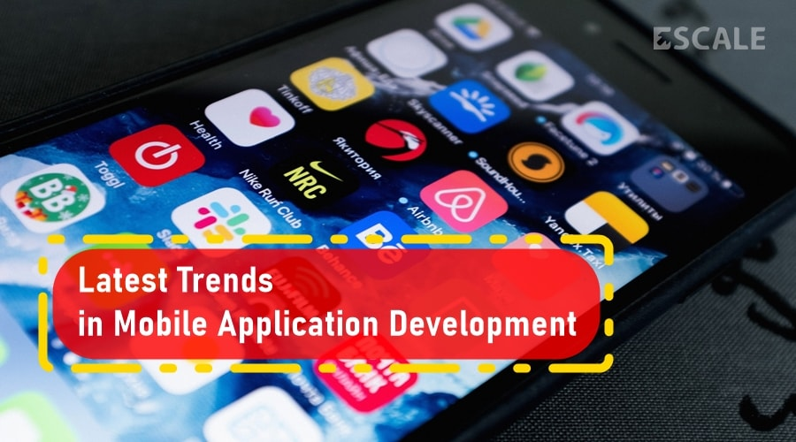 Featured image: Latest Trends in Mobile Application Development