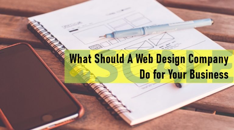 Featured image: What should A Web Design Company do for Your Business