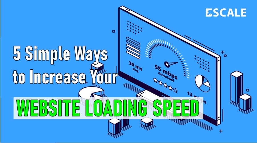 5 Simple Ways to Increase Your Website Loading Speed