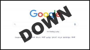 Google's Global Blackout Hits YouTube, Gmail, and Google Drive