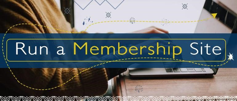 7 Tips to Monetize and Profit from Your Blog: Run a Membership Site image