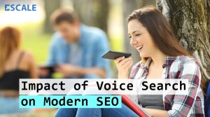 Voice Search Optimization: Impact of Voice Search on Modern SEO
