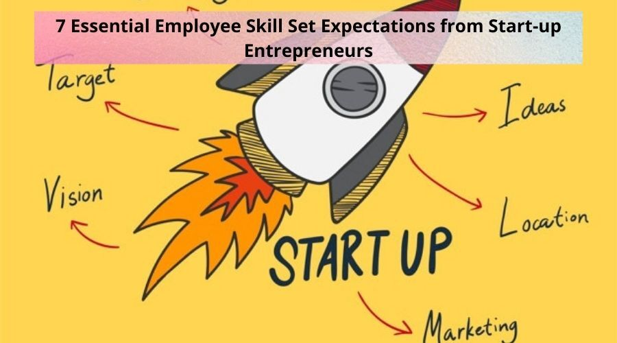 image showing different qualities of start up