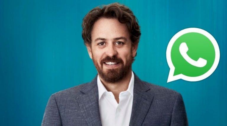 image of whatsapp ceo will cathcart